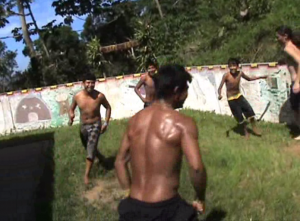 Dança Xondaro